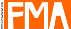 Free Music Archive Logo