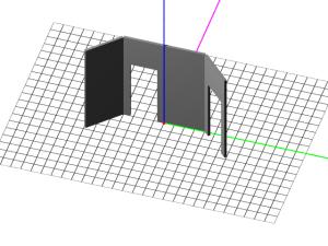 Orthogonal elevation